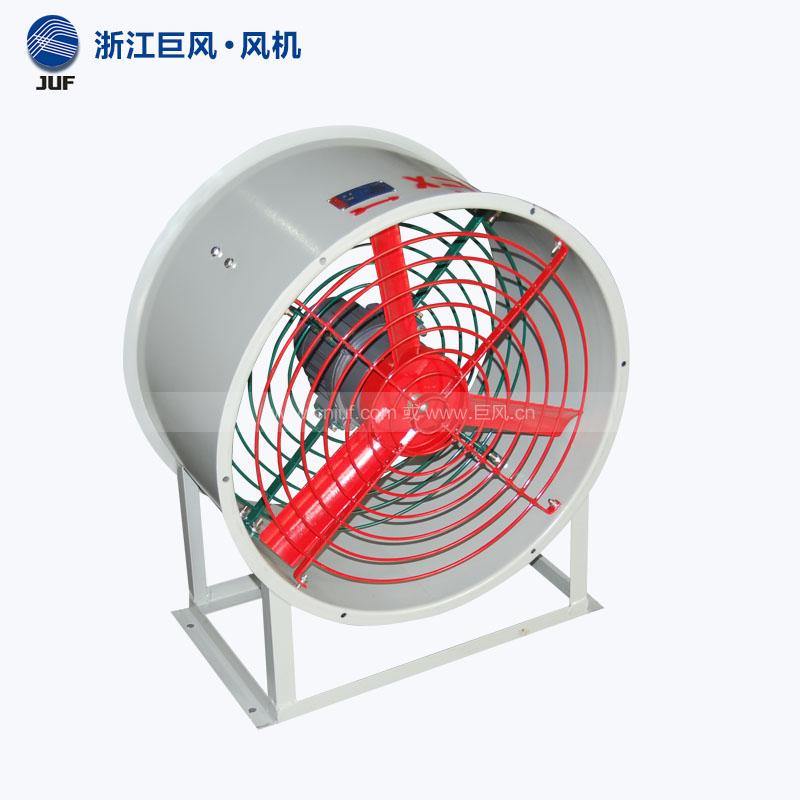 CBF-400防爆轴流风机,固定式轴流风机,管道通风机