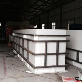厂家供应PP酸洗槽电解槽化工专用PVC电镀槽
