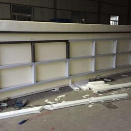 厂家直销塑料酸洗槽PP电镀槽防腐酸洗槽磷化PVC电解槽