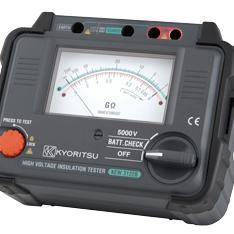 日本克列茨KEW3121B高压绝缘电阻测试仪 指针式兆欧表