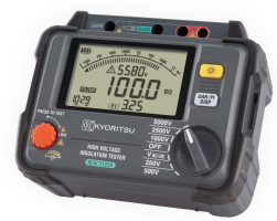 日本克列茨KEW3125A数字高压绝缘电阻测试仪