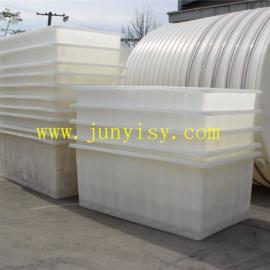 江苏印染纺织桶批发 昆山1100升方形桶价格