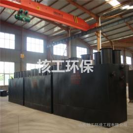 污水处理设备 屠宰医院食品厂污水处理设备