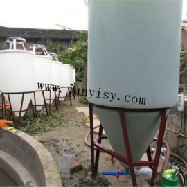 500升养殖桶 育苗养殖塑料桶 孵化养殖桶