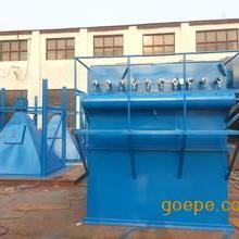 航海脉冲袋式除尘器采用气箱式结构