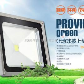 防雾霾LED投光灯投射灯10w20w30w50w户外广告灯