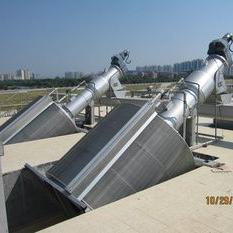 善丰系列叠螺污泥脱水机的应用
