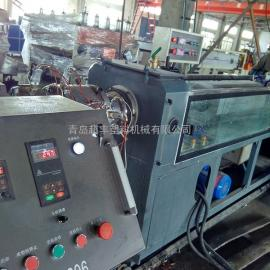 PE碳素螺旋管机械生产线