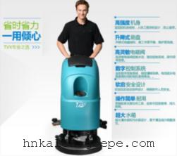 清洗瓷砖地面用刷地机,车间环氧树脂地面用洗地机