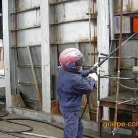 呼伦贝尔水泥厂去结皮高压水枪