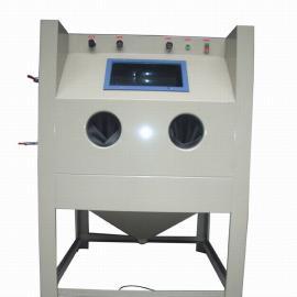铝合金喷砂机 铝件喷砂机 不锈钢喷砂机 手动箱式喷砂机