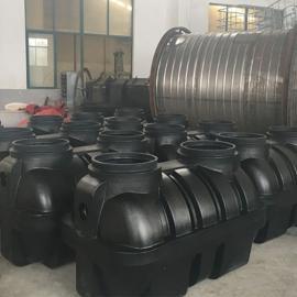 全州2立方抗老化PE化粪池塑料化粪池PE滚塑水箱加工定制