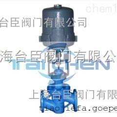 超小型直行程电动调节阀,上海台臣阀门有限公司