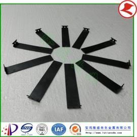 厂家供应钌铱钛阳极板,钌铱钛阳极网