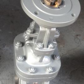 两相流对夹式排渣闸阀 LXLZ71Y