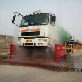 杭州友洁YJ-55工程渣土车轮胎冲洗平台