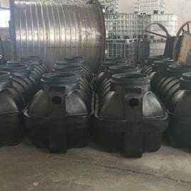 【常州华社】1立方塑料化粪池2吨地埋式污水处理化粪池