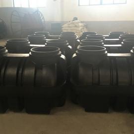 厂家直销卧式储罐PE塑料化粪池水产方箱运输周转桶