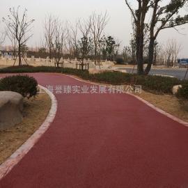 [优质优价]贵安生态透水地坪施工建设,海绵城市生态透水地坪