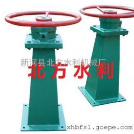 供应QLS0.5-2T手轮螺杆式启闭机