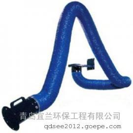阿尔法吸气臂 外臂管为进口优质PVC与玻纤复合螺纹钢丝管