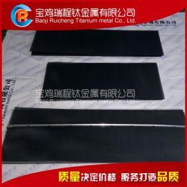 水处理除垢用钛阳极 钌铱涂层钛阳极 钛阳极订制加工