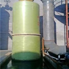 衡阳玻璃钢冲击式脱硫除尘器 耐雨水冲刷