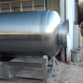 300L河间驴肉增量真空滚揉机 不锈钢制作 质优价廉
