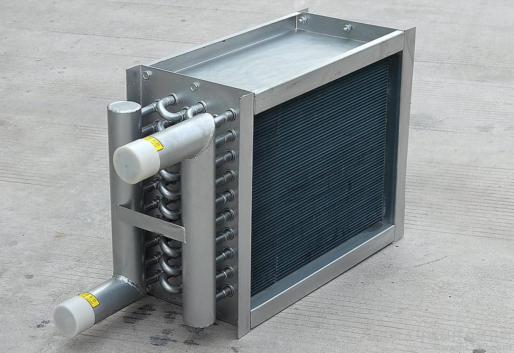 XSRZ(铝片)型散热器