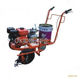 常温标线车HQ-55型冷喷划线机价格 柱塞泵冷喷划线机