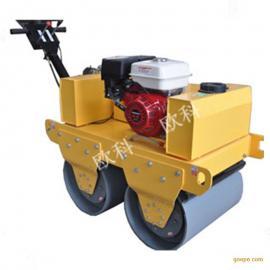 小型手扶式压路机,2.5t小型压路机 电启柴油双钢轮压路机