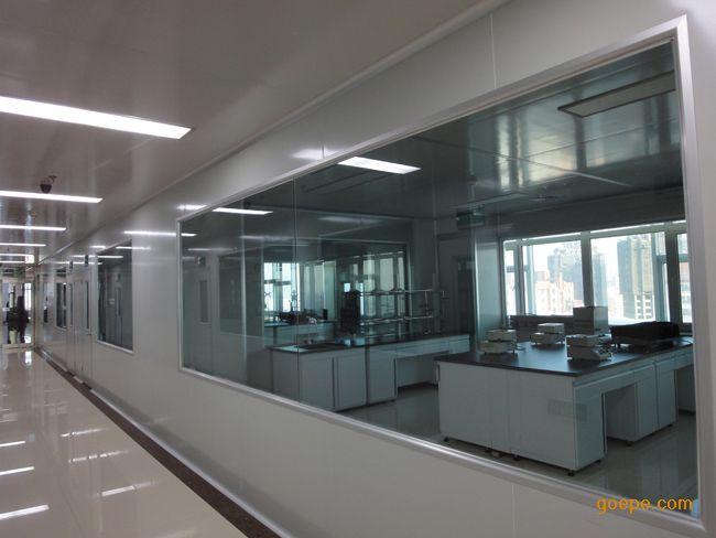 天津pcr实验室装修设计规划改造布局设计