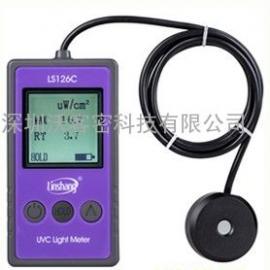 医院紫外线检测仪,医院用紫外线强度计―沃客密