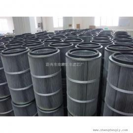 PTFE/PET聚酯覆膜粉末回收滤芯