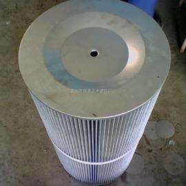 电焊耐高温烟尘3266 3566除尘滤芯