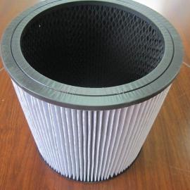 聚酯纤维PET覆膜无纺布除尘滤芯滤筒