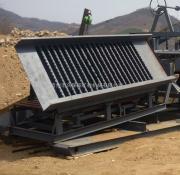 日本淘金 久保田机械 优秀选矿设备 出口淘金床