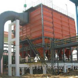 20吨燃煤锅炉脉冲布袋除尘器