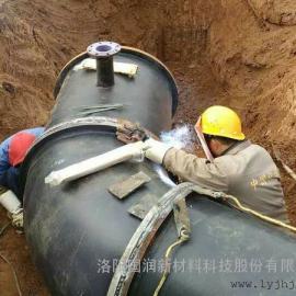 城市输水管道3pe防腐管道
