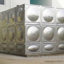 硬派不锈钢生活水箱