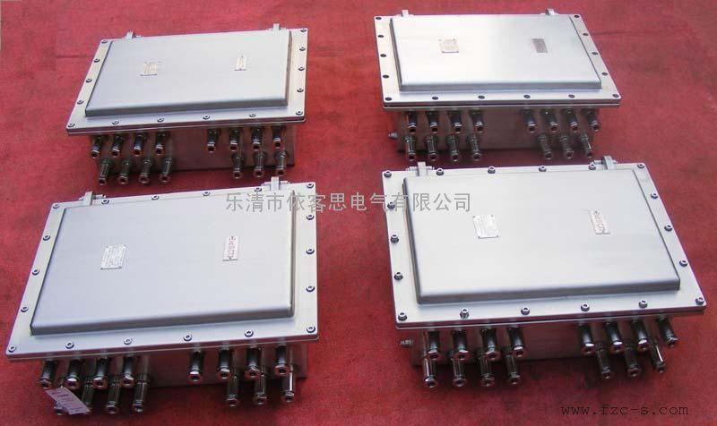 bxj53不锈钢隔爆型防爆接线箱订做