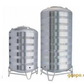不锈钢圆柱形水箱 厂家直销价