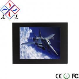 8寸8.4寸嵌入式壁挂式上架式工业平板电脑