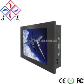 8寸8.4寸无风扇无线缆防震防尘工业平板电脑