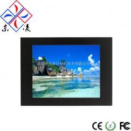 8寸8.4寸安卓电容屏超薄高清工业平板电脑