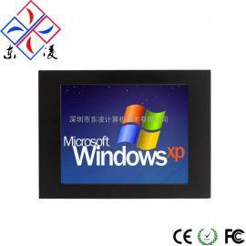 8寸8.4寸WIN7/XP系统X86架构工业平板电脑