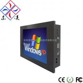 8寸8.4寸军工级铝合金台湾工业平板电脑