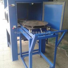 1010A普压手动干式喷砂机,中山模具喷砂机