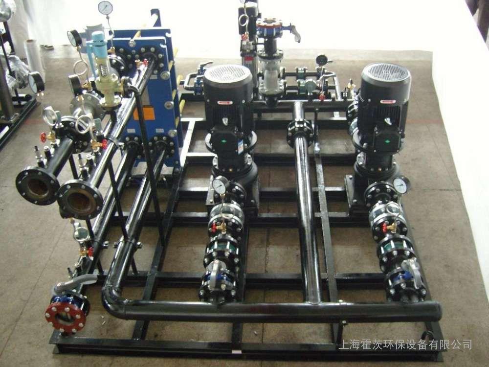 板式换热器机组/水水换热机组图片