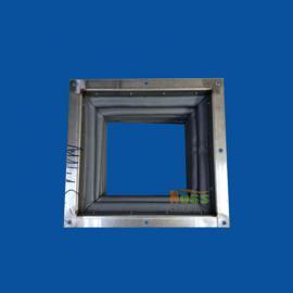风管软接头,风管软连接,软风管,耐高温方形伸缩软连接